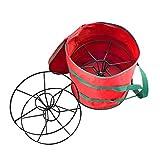 Elf Stor Premium Christmas Light Storage Bag & Steel Reels Holds 2x100ft Strands by Elf Stor