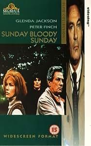 Sunday Bloody Sunday [VHS] [1971]