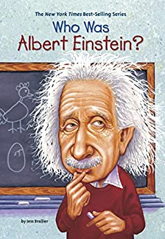 Who Was Albert Einstein? (Who Was?) di [Brallier, Jess, Who HQ]