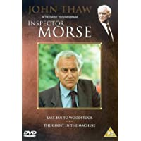 Inspector Morse: Last Bus To Woodstock/The Ghost In The Machine
