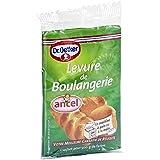 Ancel levure de boulangerie 3 sachets 21g Envoi Rapide Et Soignée ( Prix Par Unité )