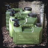 Ridge Monkey robuster Wasserkanister.