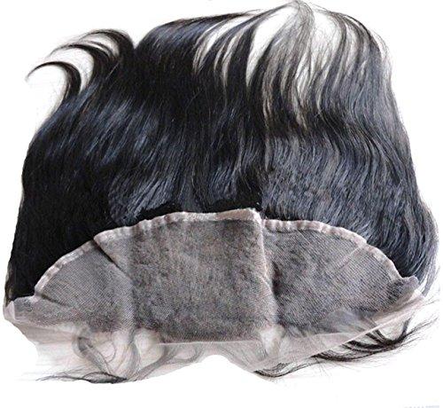 NuoYa NuoYa005 vierge 100% Brésilienne cheveux Lace Cheveux raides fermeture frontale 13 \\