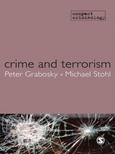 Crime and Terrorism (Compact Criminology)