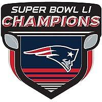 Wincraft NFL NEW ENGLAND PATRIOTS Super Bowl 2017 Champions Anstecknadel Pin