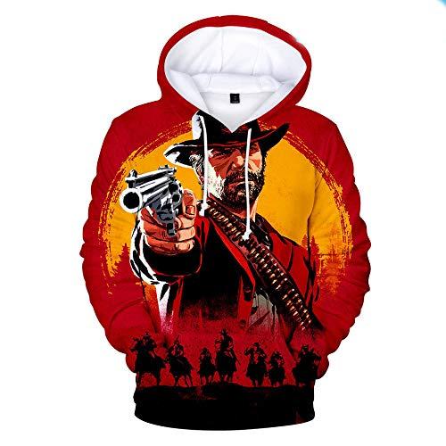 Sport & Unterhaltung Fein Frauen/männer Sport Hoodies Deadpool Kostüm Freizeitsport Hoody Sportwear Lose Sweatshirts Langarm S-xxxl Lauf Mit Kapuze Pullover Hemden
