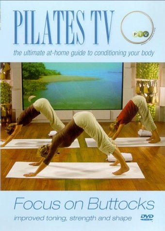 Pilates TV: Focus On Buttocks [DVD]