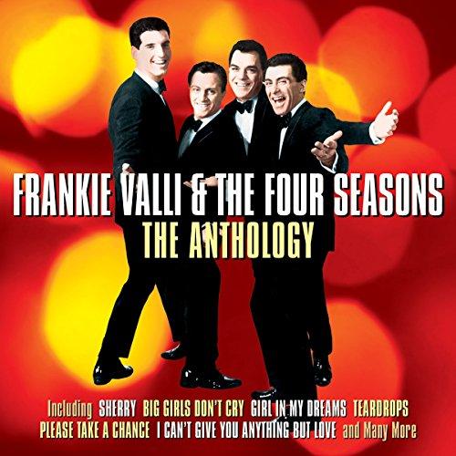 Frankie Valli & The Four Seasons: The Anthology