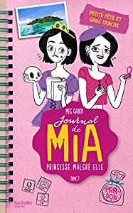 """Afficher """"Journal de Mia n° 7<br /> Petite fête et gros tracas"""""""