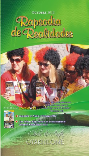 Rhapsody of Realities October 2012 Spanish Edition