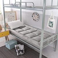 Cyt Colchón Sleep Topper, Acolchado para Estudiantes Colchón Individual Respirable, amistoso, ecológico,