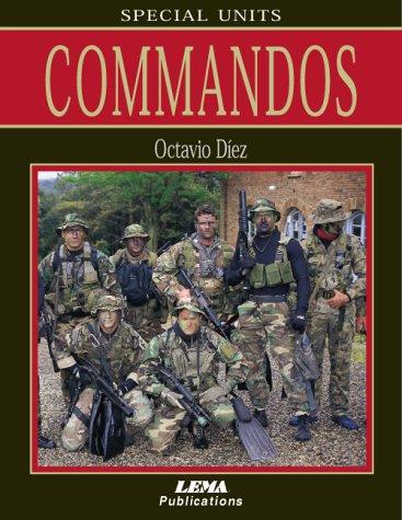 Commandos (Special Units S.) por Octavio Diez