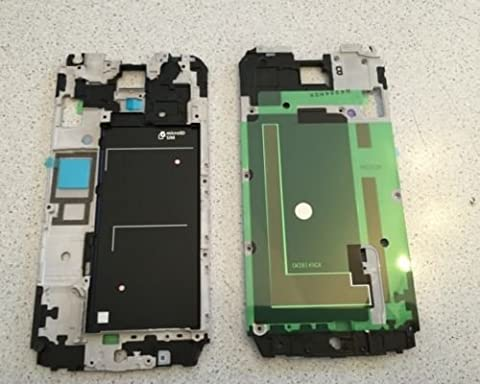 Original Samsung Galaxy S5 G900F LCD Frame Mittel Cover Gehäuse Bezel Rahmen