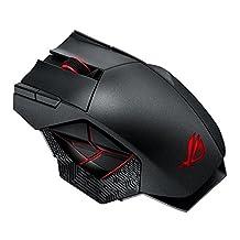 ASUS 90MP00A1-B0UA00 Rog Spatha Kablolu/Kablosuz MMO Oyuncu Mouse 12 Tus, 8200 DPI Laser Sensor, Aura Sync RGB
