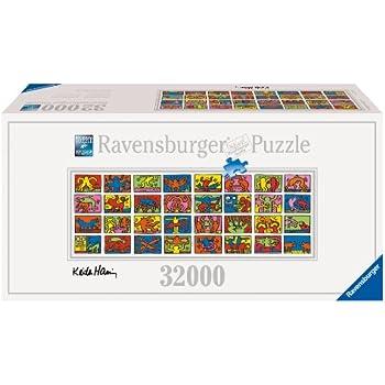 Ravensburger 17838 Keith Haring: Double Retro Puzzle 32000 pezzi