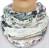 Mega Auswahl Damen Schal leichter Schlauchschal Viele Modelle (Muster 7)