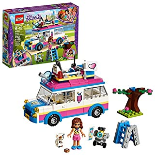 LEGO Friends Olivia's Mission Vehicle 41333 Building Kit (223 Piece)
