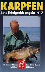 Karpfen - Erfolgreich angeln 7 [VHS]
