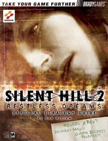 Silent Hill 2 Official Strategy Guide (Brady Games) (Inglés)