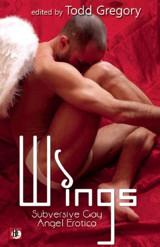 Wings: Subversive Gay Angel Erotica by Todd Gregory (19-Oct-2011) Paperback