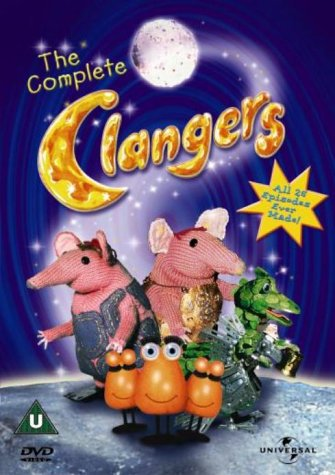 The Complete Clangers [DVD] [1969]