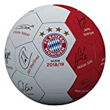 FC Bayern München Ball Unterschriften Fussball Gr.5 Signature