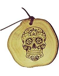 Retrosheep Skull charm Handmade Eco Friendly Necklace