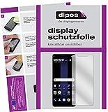 dipos I 6X Schutzfolie klar passend für Huawei Porsche Design Mate 20 RS Folie Displayschutzfolie