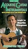 Acoustic Guitar Instrumentals [VHS]