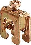 Hager K96C Serie quadro5 - Anschlussklemme für Platte 12 x 6 2,5 - 35 mm2, Edelstahl