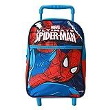 Sac à roulettes Spiderman 30 cm spécial Maternelle