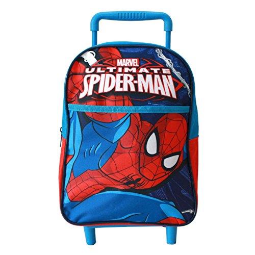 Spiderman - mini trolley asilo - scuola 2016-2017