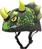 Raskullz T-Chopz Triceratops Helmet, 5+ Years, Black