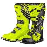 Oneal 0329-5071 Protecciones, Adultos Unisex, Neon Yellow, 40