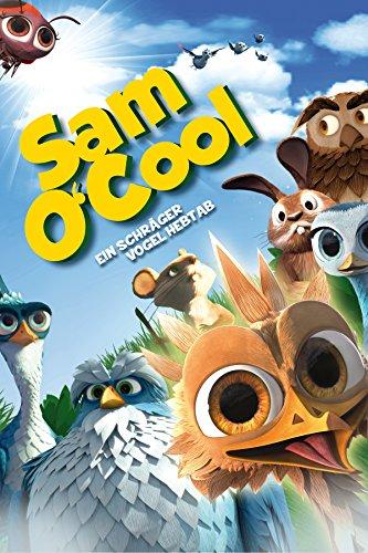 Sam O'Cool - Ein schräger Vogel hebt ab! [dt./OV] (Sam-abenteuer)