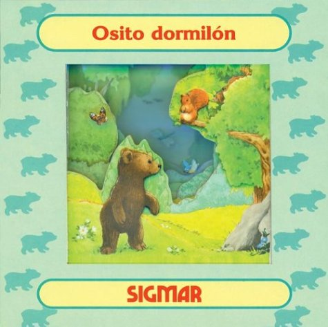 Osito dormilon/Little Bear Sleepyhead (Ventana magica/Magic Window) por Olga Colella