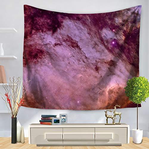zhangkaixiang Tapisserie Sternenhimmel Universum Serie Wandbehang Strand