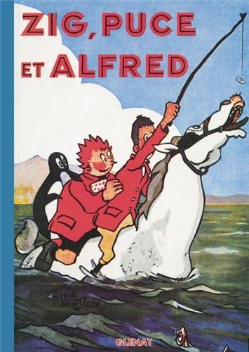 Descargar Libro Zig et Puce, tome 3 : Zig, Puce et Alfred de Alain Saint-Ogan