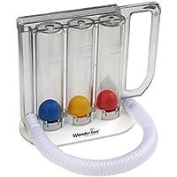 Preisvergleich für Wonder Care- Lungentrainer Atemtrainer Tri-ball - waschbar