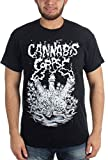 Cannabis Corpse Weedless Ones Men's Black T-Shirt