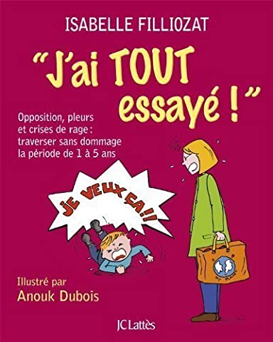 J'AI TOUT ESSAY???? by ISABELLE FILLIOZAT (????DIT)