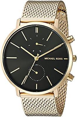 Michael Kors Reloj De Hombre Cuarzo Correa Y Caja De Acero Dorado Mk8503