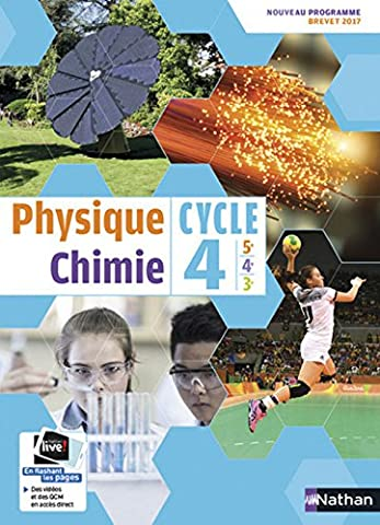 Livre Physique Chimie - Physique-Chimie Cycle