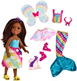 Barbie FJD01 Dreamtopia 3-in-1 Fantasie Chelsea (Brünett)