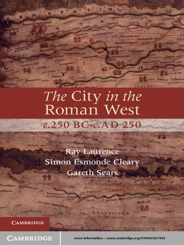 The City in the Roman West, c.250 BC-c.AD 250 (English Edition) - Sears Antik
