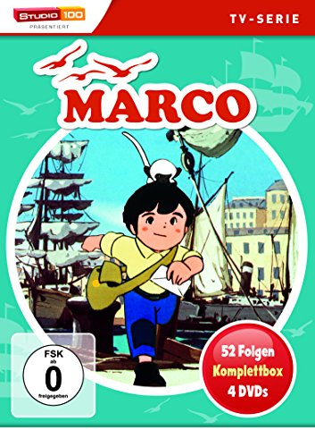 Marco - Komplettbox [4 DVDs]