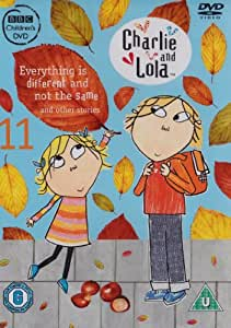 Charlie and Lola - Volume 11: Everything is Different and Not the Same [DVD]