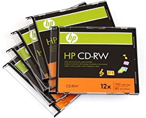 Cd rw buy cd rw online at best prices in india amazon hp cd rw 5 pack disc 12x 700mb data80 minutes music fandeluxe Images