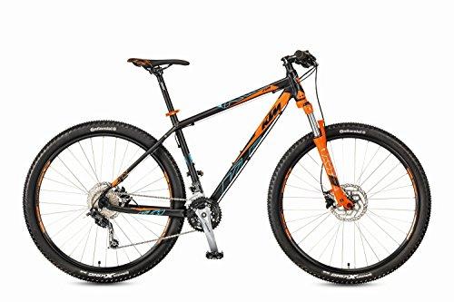 KTM Ultra Fun 29 MTB 2017 schwarz matt orange RH 43, 14,70 kg