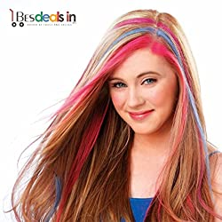 BEST DEALS - Set of 4 Colors Temporary Hair Chalk